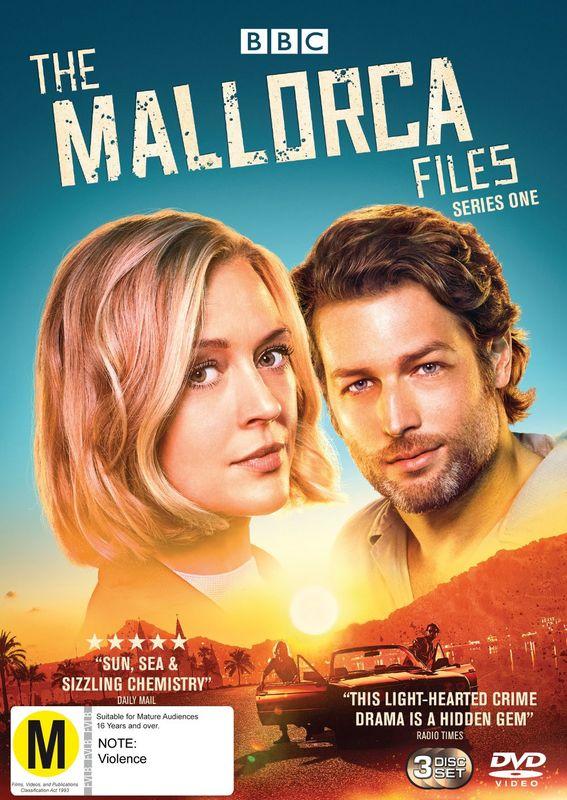 The Mallorca Files: Season 1 on DVD