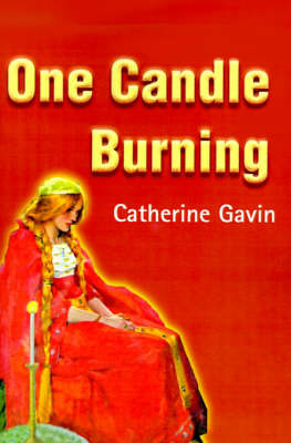 One Candle Burning by Catherine Gavin image