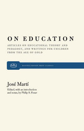 On Education by Jose Marti