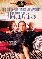 The World Of Henry Orient on DVD