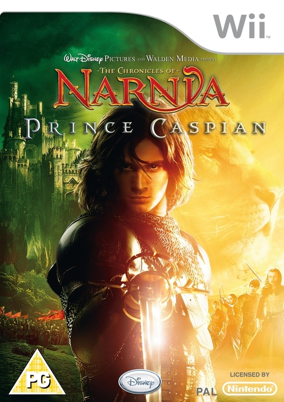 The Chronicles of Narnia: Prince Caspian for Nintendo Wii