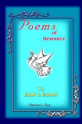 Poems of Resource by Darwin L. Guy