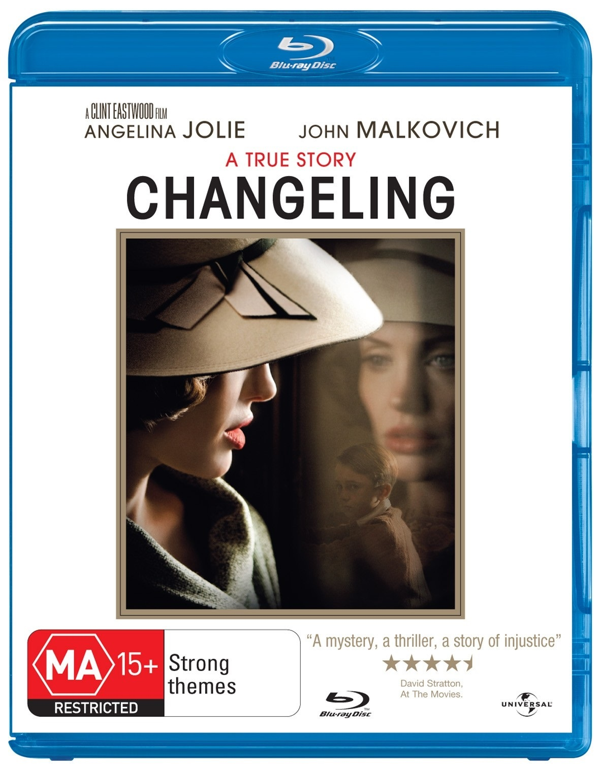 Changeling on Blu-ray image