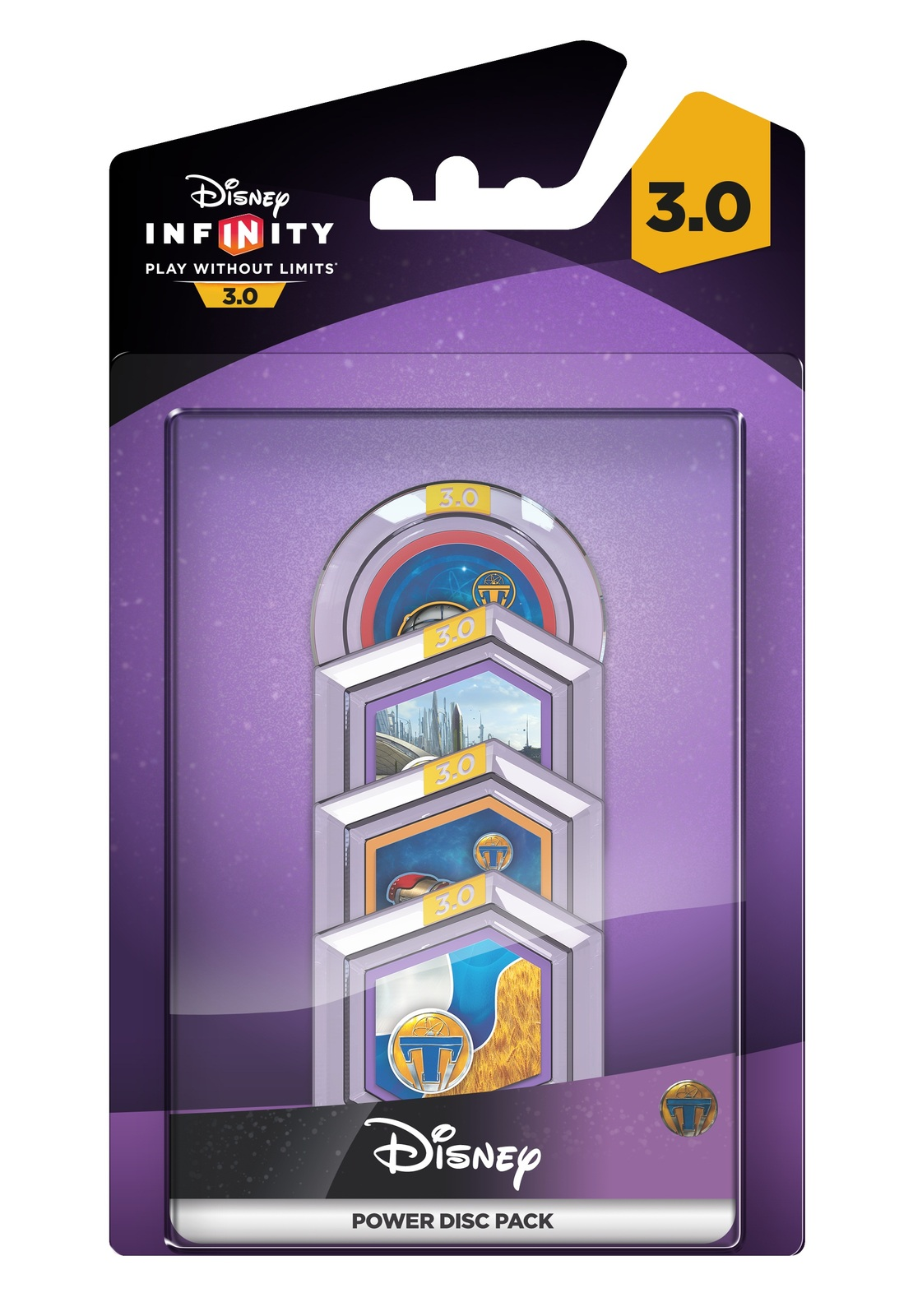 Disney Infinity 3.0: Tomorrowland Power Disc Pack for  image