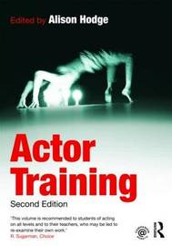 Actor Training by Alison Hodge image