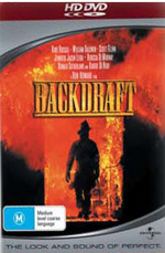 Backdraft on HD DVD