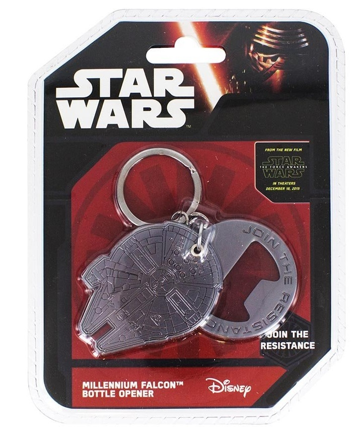 Star Wars: Millennium Falcon Bottle Opener image
