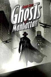 Ghosts of Manhattan by George Mann image