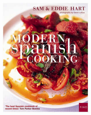 Modern Spanish Cooking by Sam Hart image