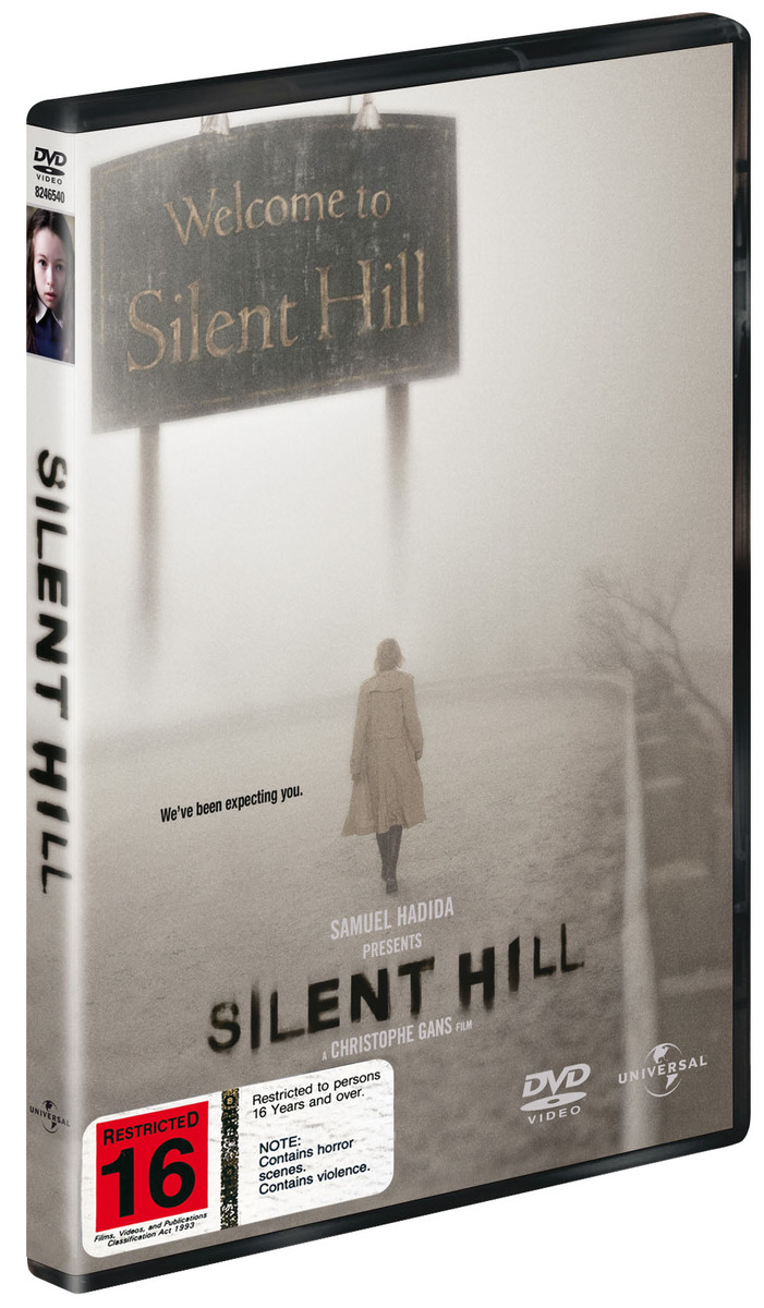 Silent Hill on DVD image