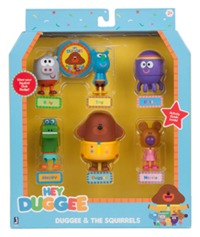 Hey Duggee: Collectable Figurine Set - Classic