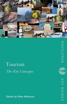 Tourism: The Key Concepts image
