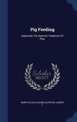 Pig Feeding by Henry Elijah Alvord image