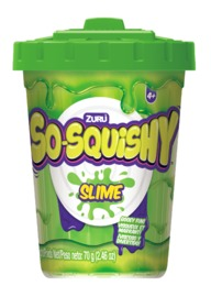 So Squishy: Small Slime Can - Green