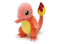 Pokemon: Flocking Doll - Charmander