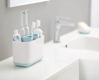 Joseph Joseph EasyStore Toothbrush Caddy - Large (Aqua)