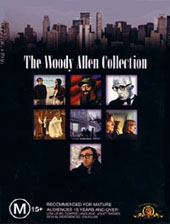 Woody Allen Collection, The (7 Disc Box Set) on DVD