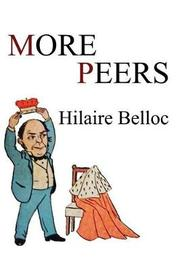 More Peers by Hilaire Belloc