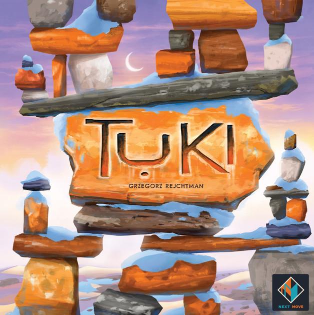 Tuki - Board Game
