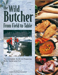 The Wild Butcher: From Field to Table image