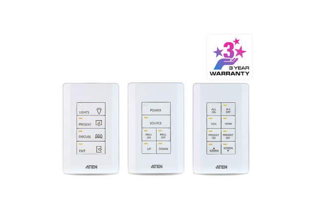 Aten: Control System - 8-button Keypad
