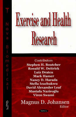 Exercise & Health Research image
