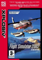 Flight Simulator 2002 Budget for PC