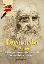 Leonardo Da Vinci by John Malam image