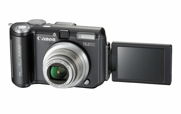 Canon A640 10Mp 4x Optical Digital Camera
