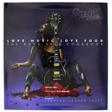 Love Music Love Food: The Rock Star Cookbook by Sarah Muir