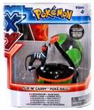 XY Pokémon Clip 'n Carry Poké Ball - Houndoom