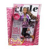 Barbie Style Glamorous Nikki Doll