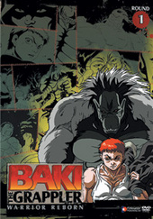 Baki The Grappler Collection