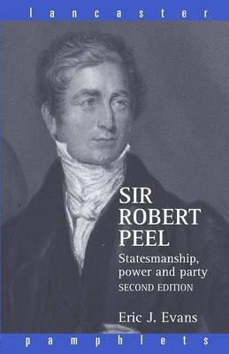 Sir Robert Peel by Eric J Evans image