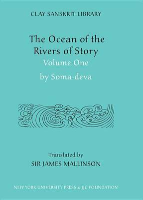The Ocean of the Rivers of Story (Volume 1) by Somadeva Suri image