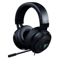 Razer Kraken 7.1 V2 Gaming Headset (Black) for PC Games image