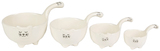 Kitty Cat - Measuring Cup Set