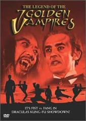 The Legend of the 7 Golden Vampires on DVD