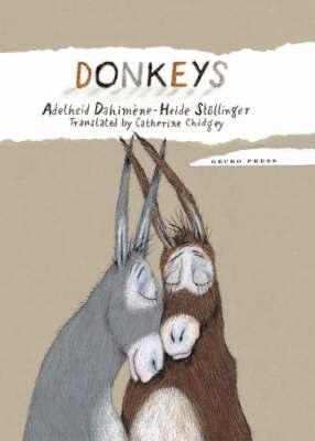 Donkeys by Adelheid Dahimene