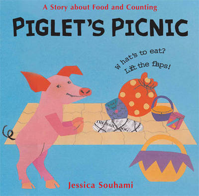 Piglet's Picnic by Jessica Souhami image