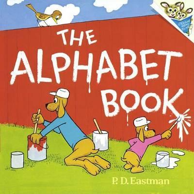Alphabet Book by P.D. Eastman image