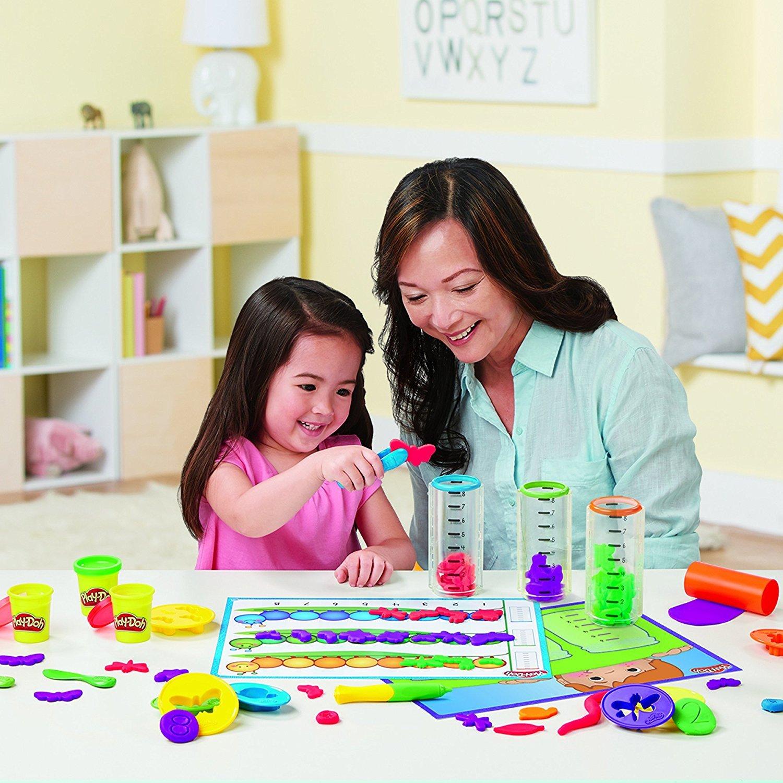Play-Doh: Shape & Learn - Make & Measure image
