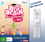 Big Brain Academy: Wii Degree Bundle for Nintendo Wii