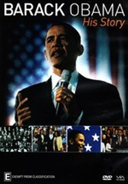 Barack Obama: His Story on DVD