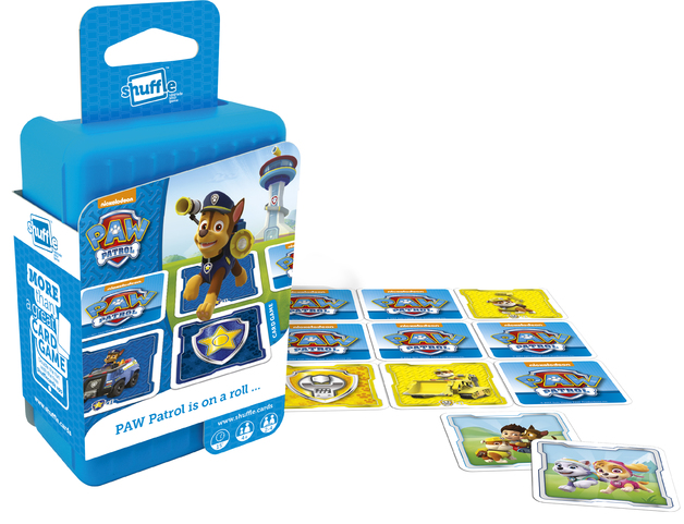 Shuffle: Paw Patrol - Card Game