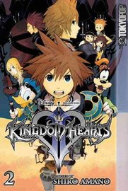 Kingdom Hearts II: v. 2 by Shiro Amano