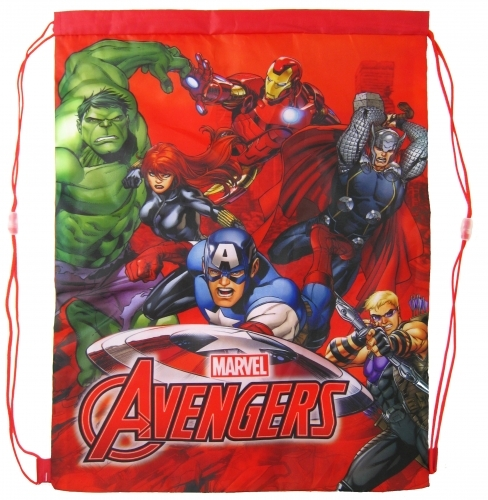 Marvel Avengers Gym Bags
