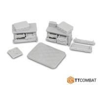 TTCombat: Tabletop Scenics - Bedroom Accessories