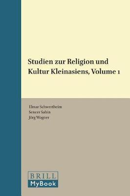 Studien zur Religion und Kultur Kleinasiens, Volume 1 image