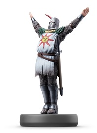 Nintendo Amiibo Solaire of Astora - Dark Souls for